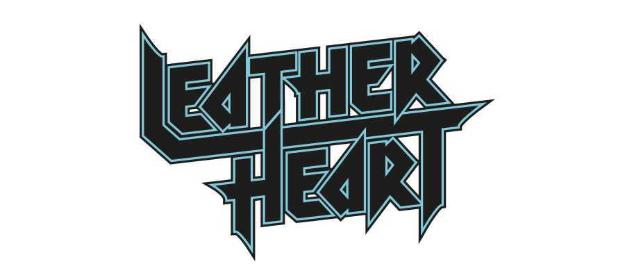 Leather Heart logo